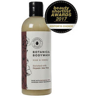 Bath Foam & Shower Gels - Greenfrog - Botanical Bodywash - Rose & Neroli (300ml)