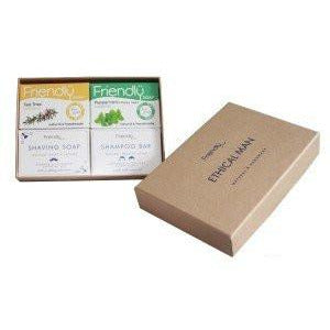 Friendly Soap - Ethical Man Gift Set - TheVeganKind