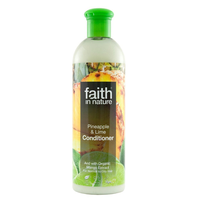 Faith In Nature Pineapple & Lime Conditioner - TheVeganKind