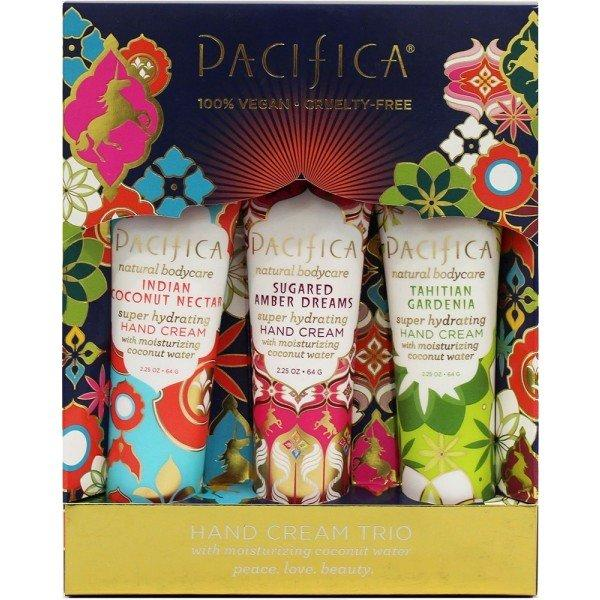 Beauty - Body - Pacifica Beauty - Hand Cream Trio Gift Set