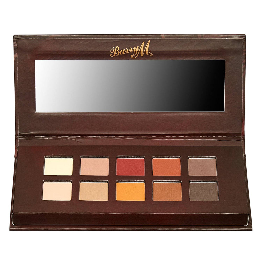 Beauty - Eyes - Barry M Fall In Love Eyeshadow Palette