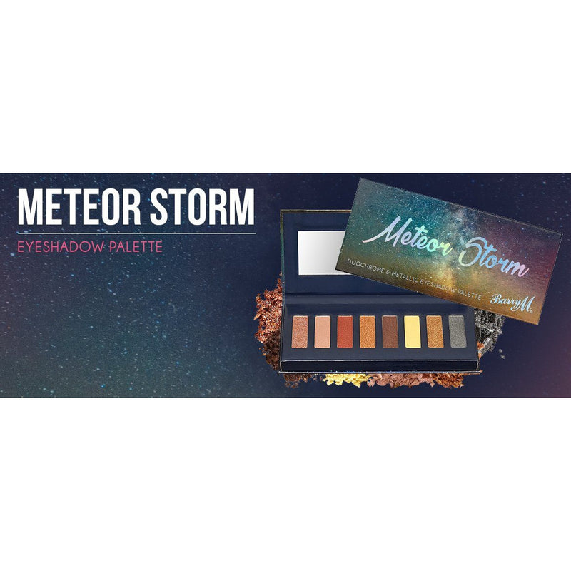 Beauty - Eyes - Barry M Meteor Storm Eyeshadow Palette
