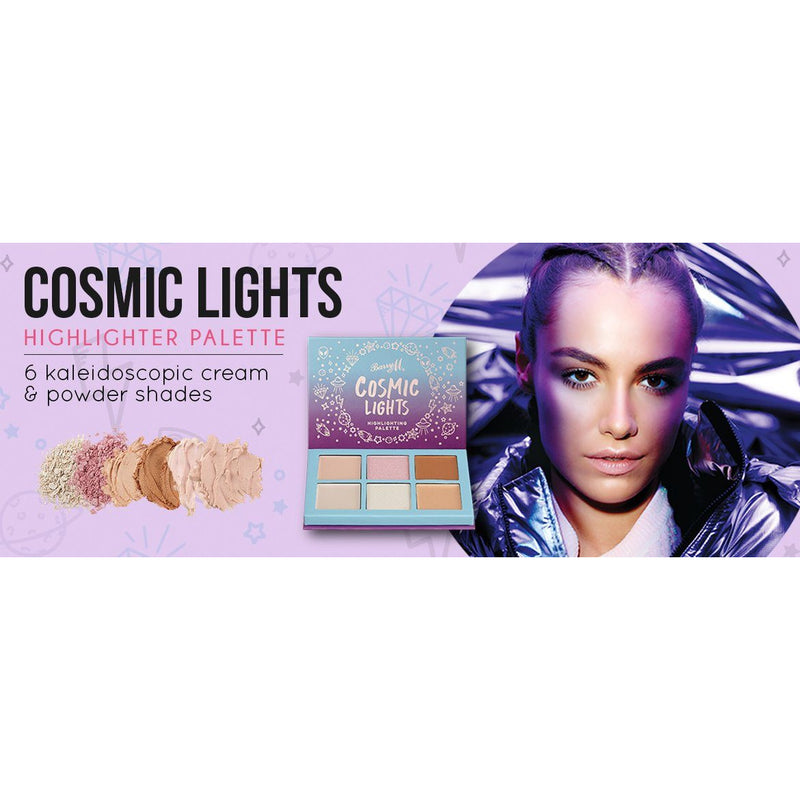 Beauty - Face - Barry M Cosmic Lights Highlighting Palette