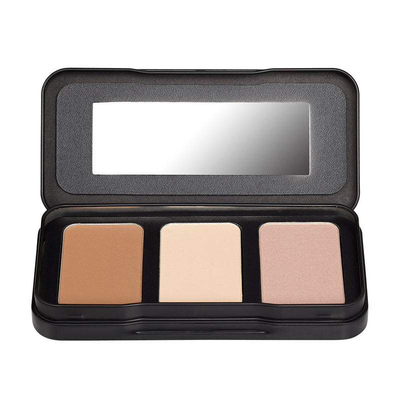 Beauty - Face - Barry M Feeling Cheeky Sculpting Palette