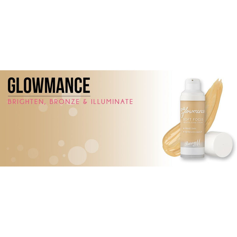 Beauty - Face - Barry M Glowmance Soft Focus Revitalising Cream