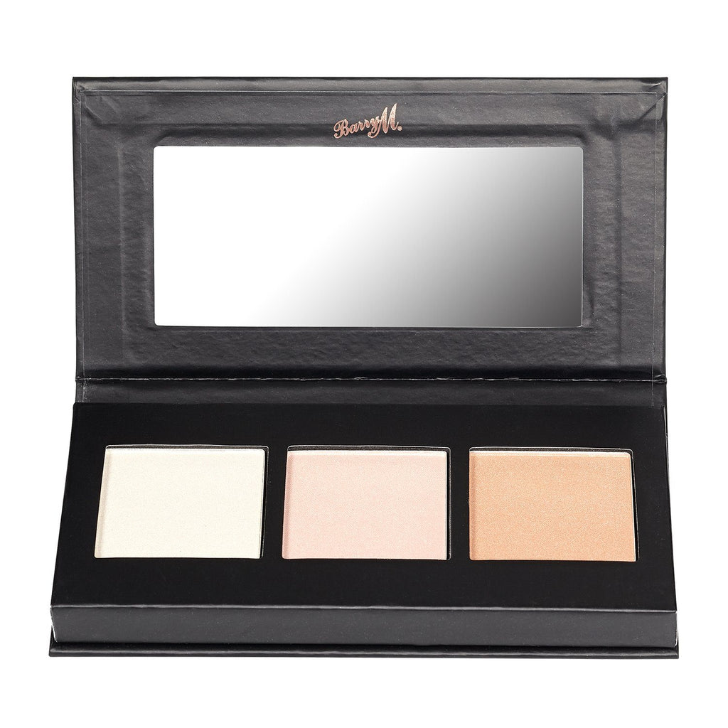 Beauty - Face - Barry M Illuminating Highlighter Palette