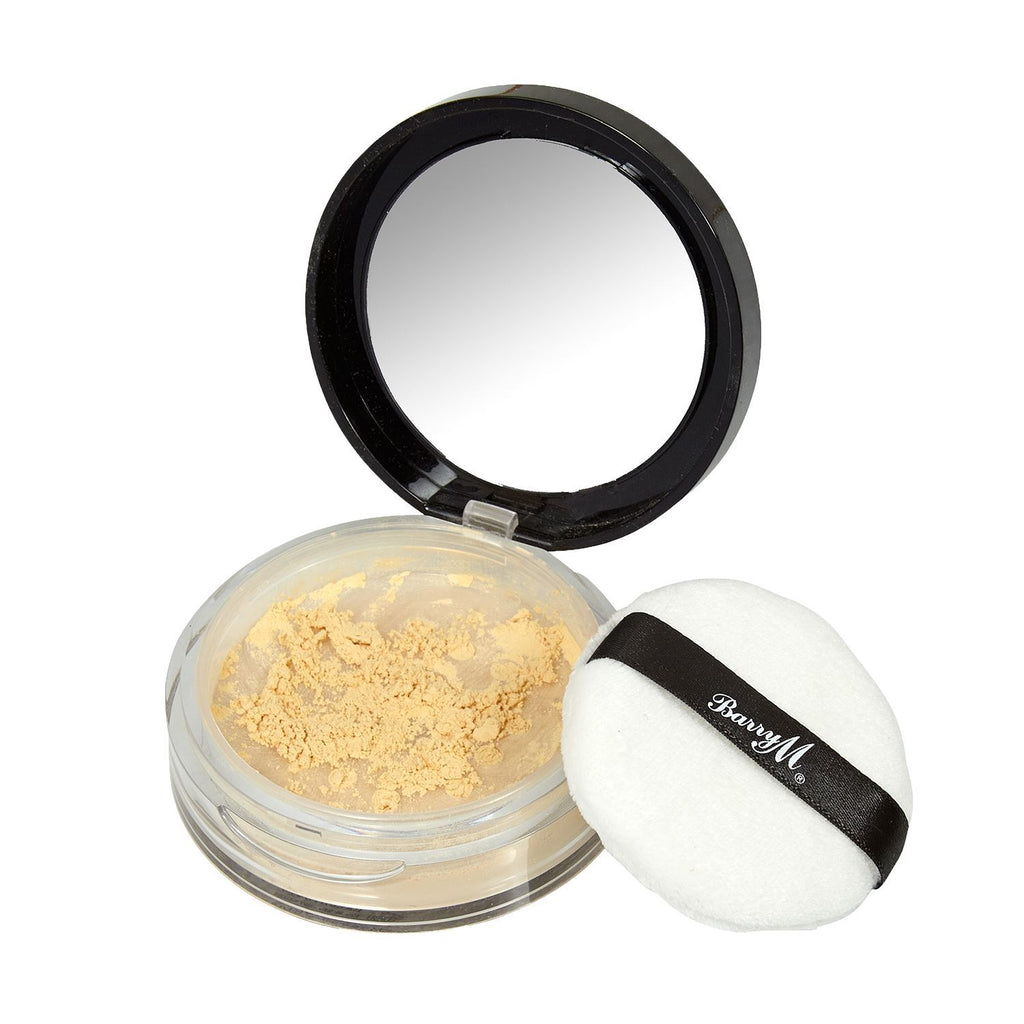 Beauty - Face - Barry M Ready Set Smooth Banana Setting Powder