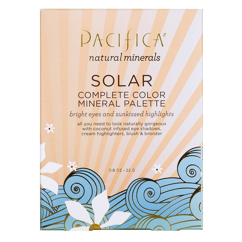 Beauty - Face - Pacifica Beauty - Solar Complete Color Mineral Palette
