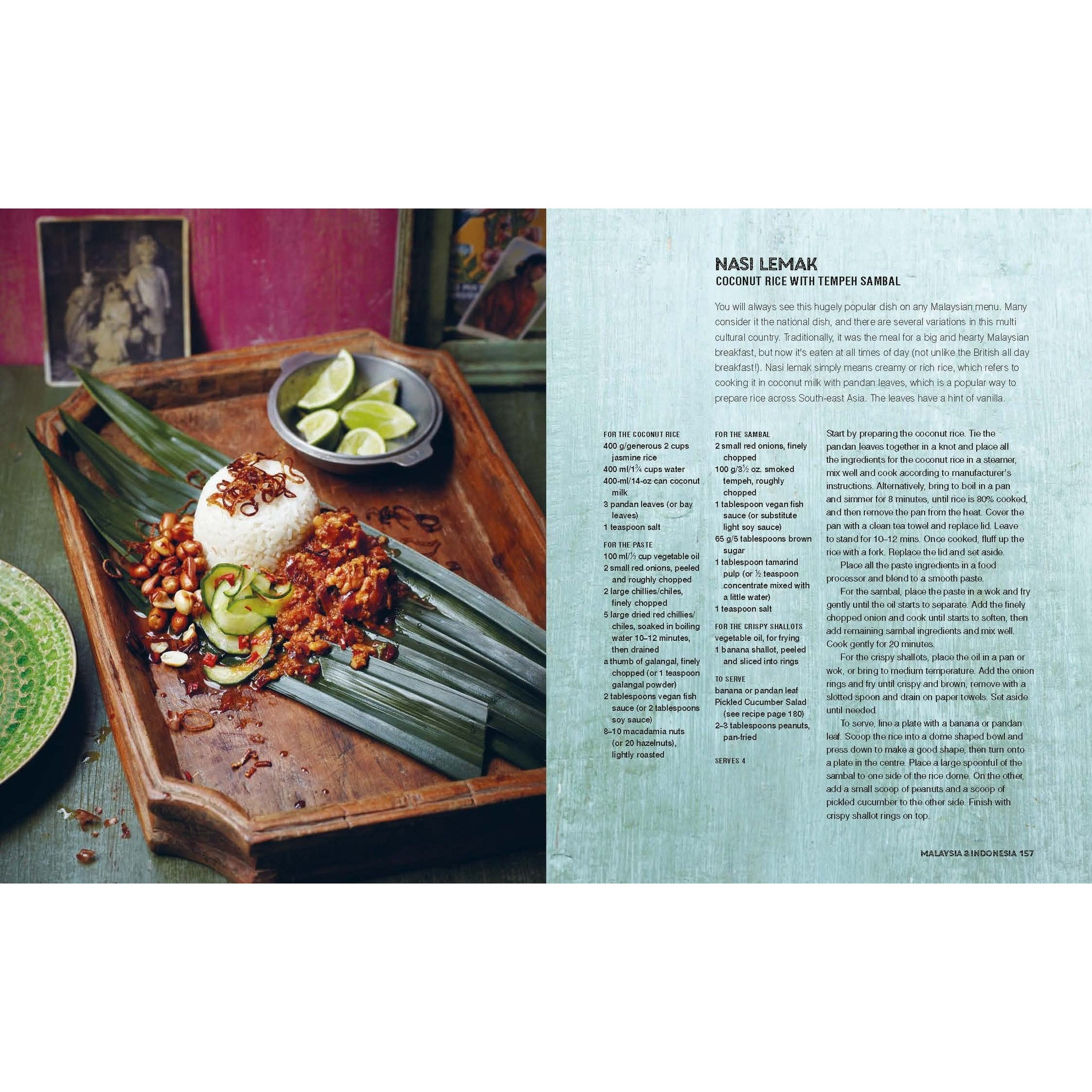 Book - Vegan Street Food - Foodie Travels From India To Indonesia