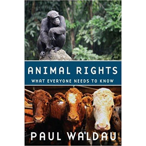 Books - Animal Rights - What Everyone Needs To Know