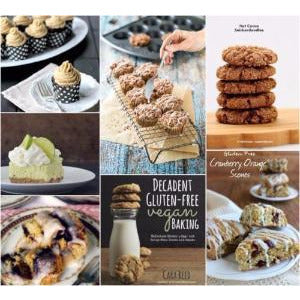 Books - Decadent Gluten-Free Vegan Baking
