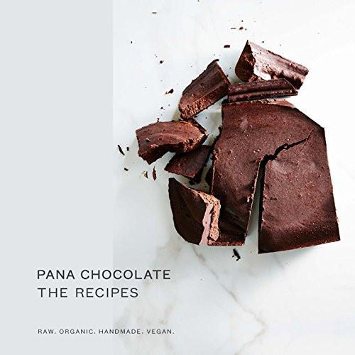 Books - Pana Chocolate, The Recipes - Raw, Organic, Handmade, Vegan