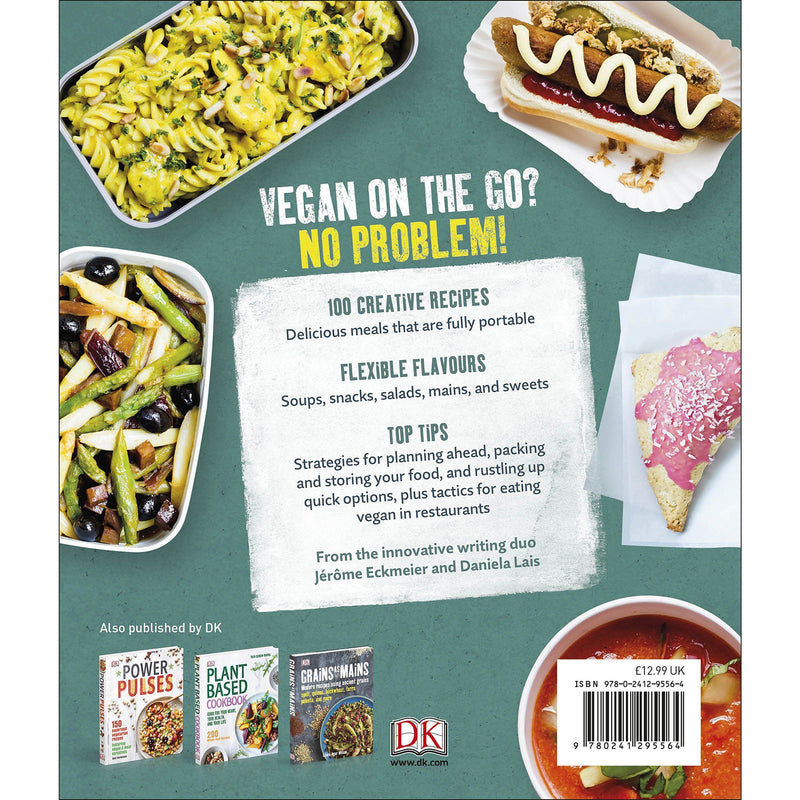 Books - Vegan On The Go - Fast, Easy, Affordable - Anytime, Anywhere
