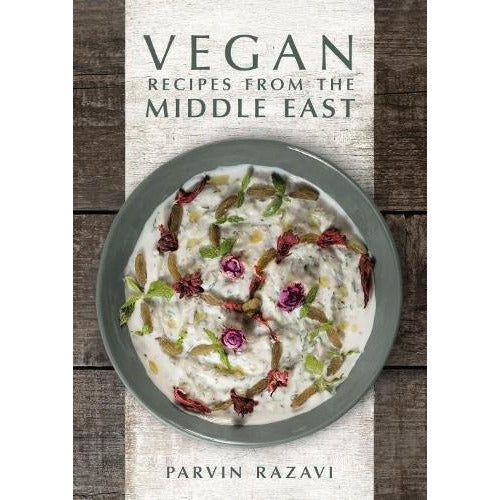 Books - Vegan Recipes From The Middle East