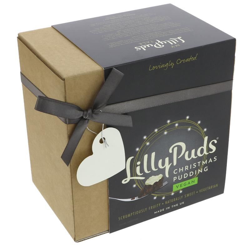 Lillypuds - Traditional Christmas Pudding (Gluten Free) (454g)