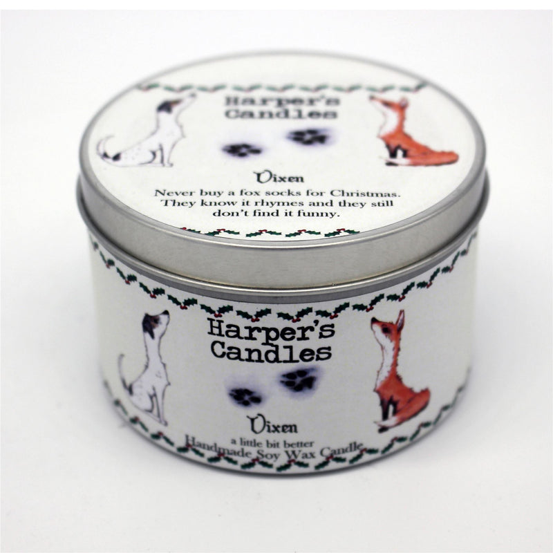 Candles - Harper's Candles - Christmas Candle - Vixen