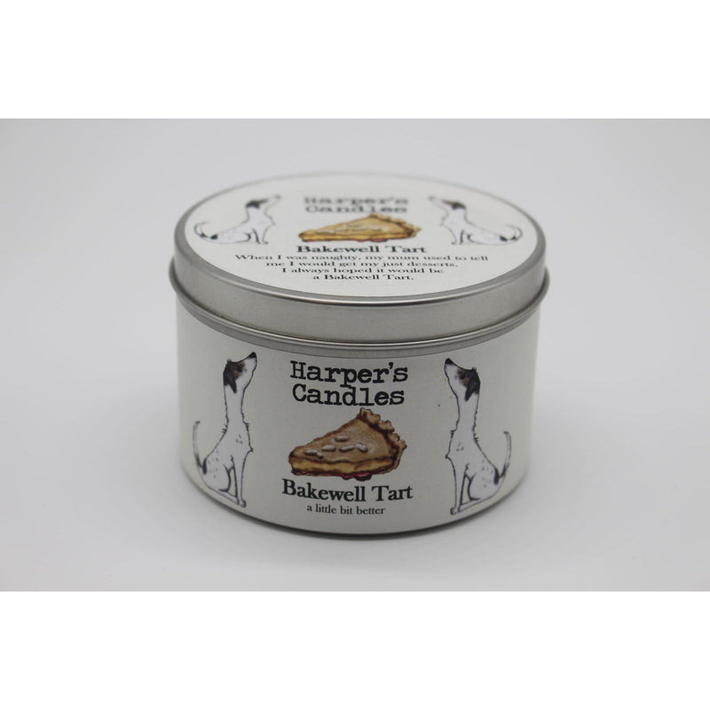 Candles - Harper's Candles - Sweet Candle - Bakewell Tart