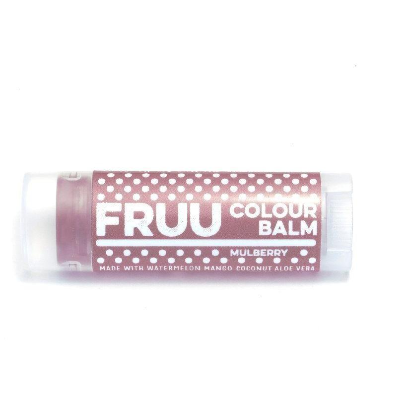 FRUU Mulberry Colour Balm at TVK