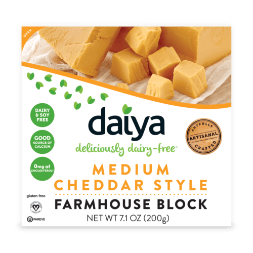 Cheeses - Daiya Cheeze Blocks (200g)