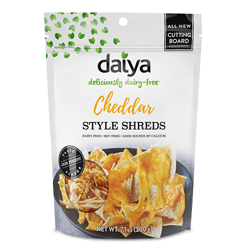 Cheeses - Daiya Cheeze Shreds (Various) (200g)