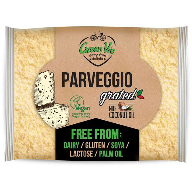 Cheeses - Green Vie Grated, Vegan Parveggio Style (100g)
