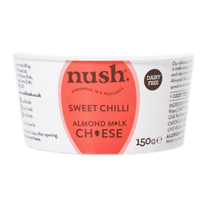 Cheeses - Nush - Almond & Chilli Cheese Spread (150g)