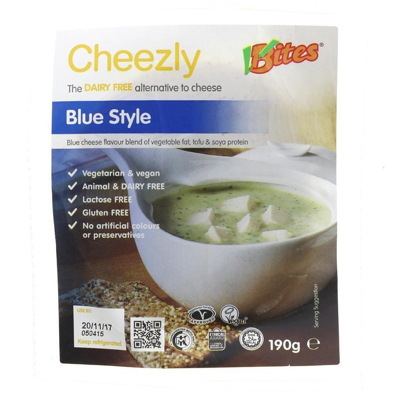 Cheeses - VBites - Cheezly Blue Style (190g)
