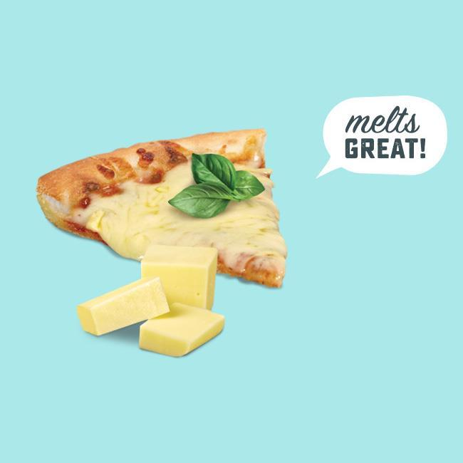 Cheeses - Violife - Cheese For Pizza Cheese Block (Original) (200g)