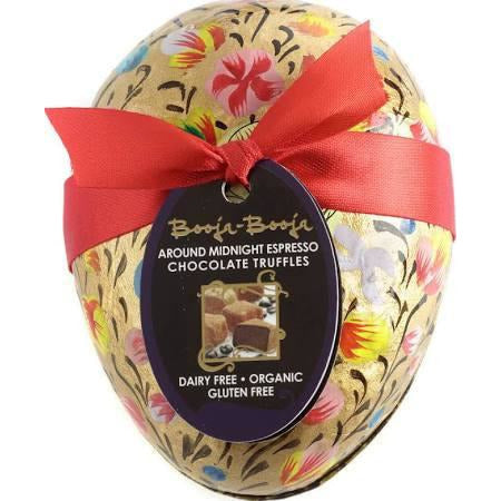 Chocolate Box - Booja Booja 3 After Midnight Espresso Chocolate Truffles Easter Egg (35g)