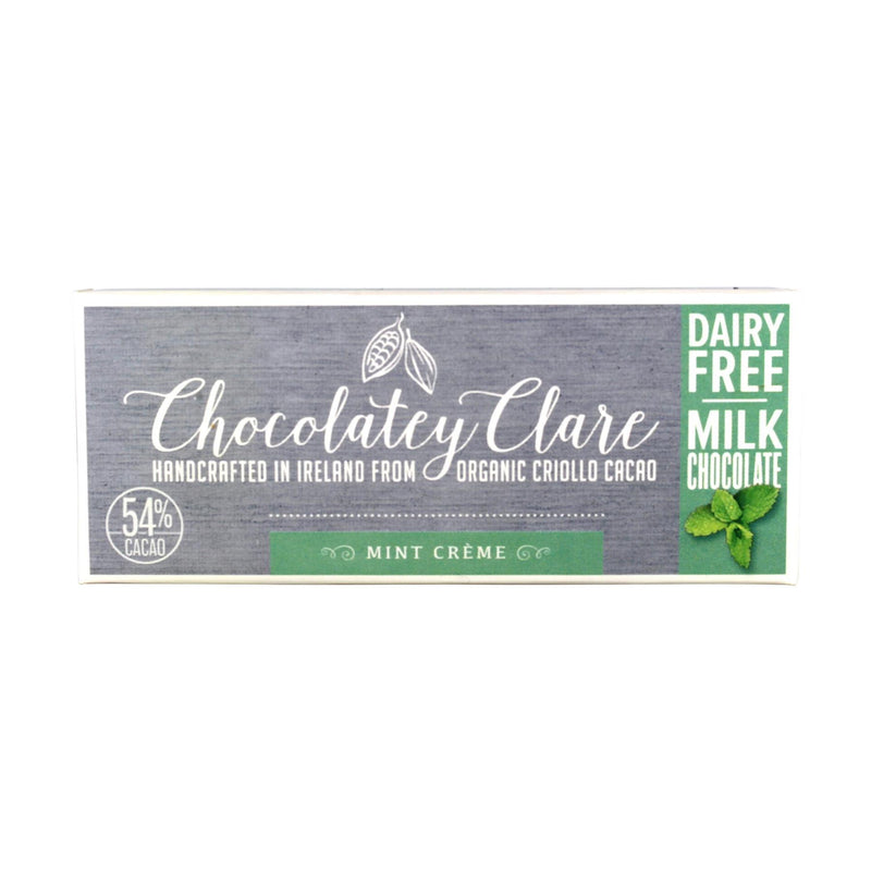Chocolates/Bars - Chocolatey Clare - Mint Crème (40g)