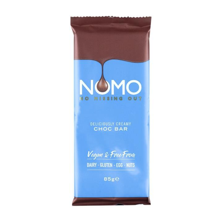 Chocolates/Bars - NOMO - Vegan Creamy Chocolate Bar (85g)