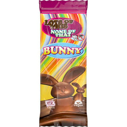 Chocolates - None Of This, None Of That Vegan Chocolate Bunny (30g)