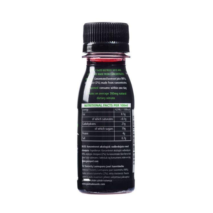 Cold Drinks - Beet It - Organic Beetroot Shot (70ml)