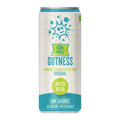 Cold Drinks - Oh My Gutness - Original Sparkling Fermented Water Kefir (330ml)