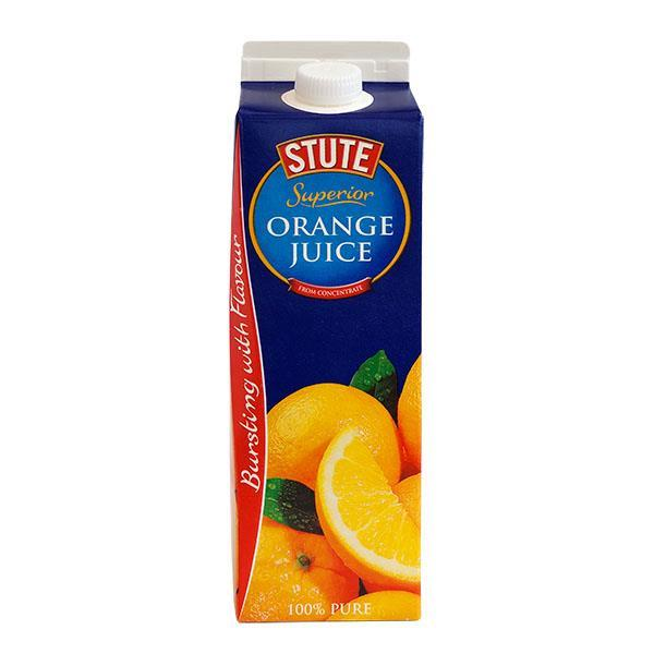Cold Drinks - Stute - Superior Orange Juice (1L)