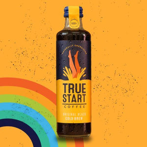 Cold Drinks - TrueStart - Cold Brew Coffee - Original Black (250ml)