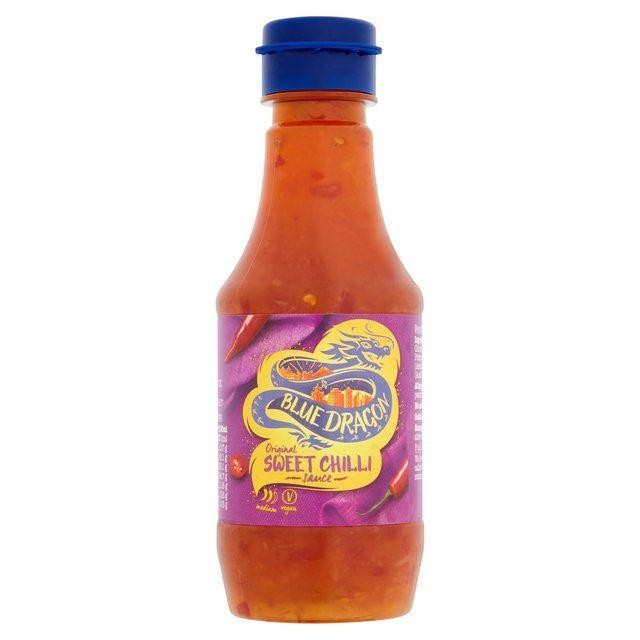 Condiments & Spreads - Blue Dragon - Original Sweet Chilli Dipping Sauce (190ml)