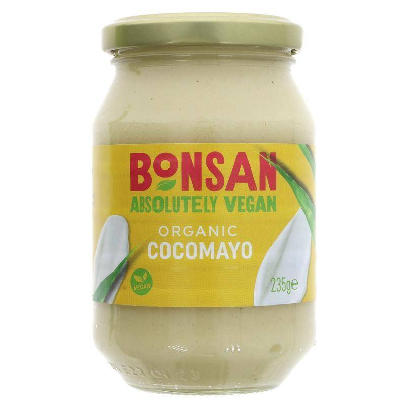 Condiments & Spreads - Bonsan - Organic Cocomayo (235ml)