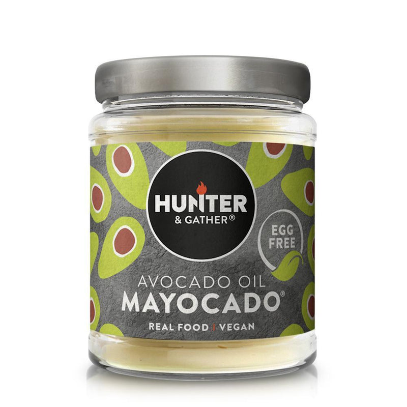 Condiments & Spreads - Hunter & Gather - Mayocado Avocado Oil Egg Free Mayo (175g)