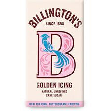 Billington's Golden Icing Sugar (500g) - TheVeganKind
