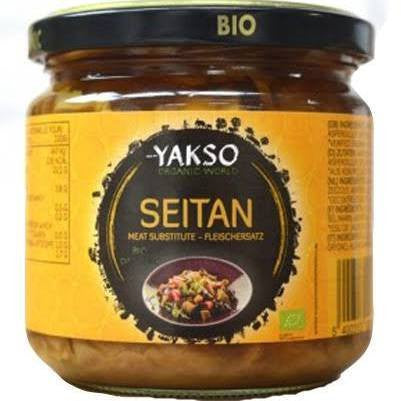 Cooking - Yakso - Seitan Meat Substitute