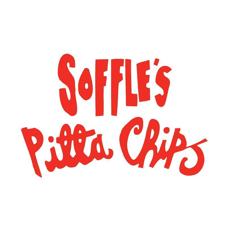 Crisps, Chips & Popcorn - Soffle's - Chilli & Garlic (mild) Pitta Chips Share Pack (165g)
