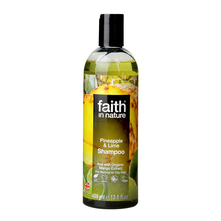 Faith In Nature - Pineapple & Lime Shampoo (400ml)