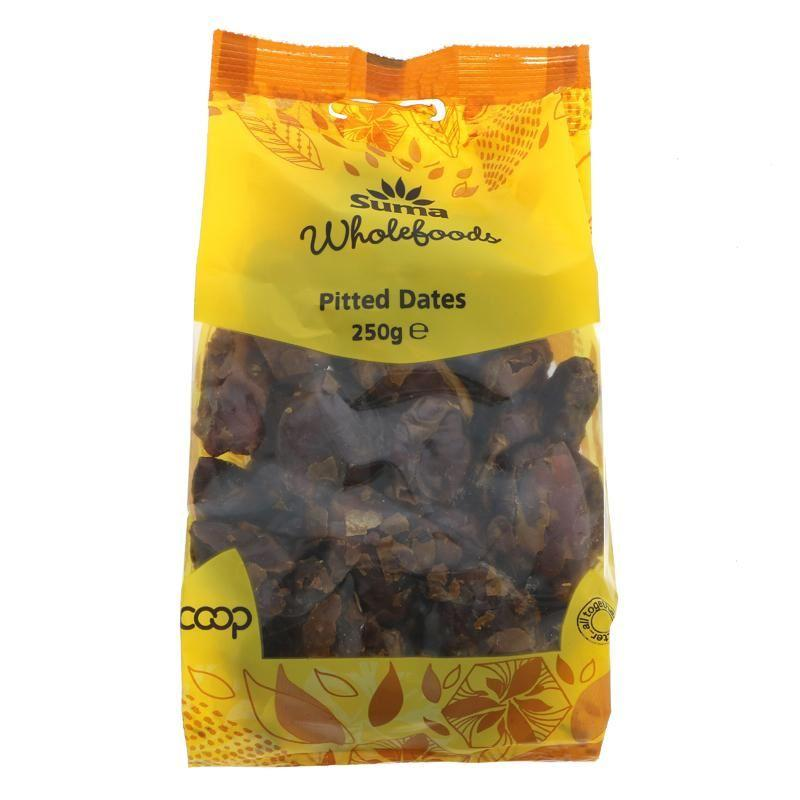Dried Fruits - Suma - Pitted Dates (250g)