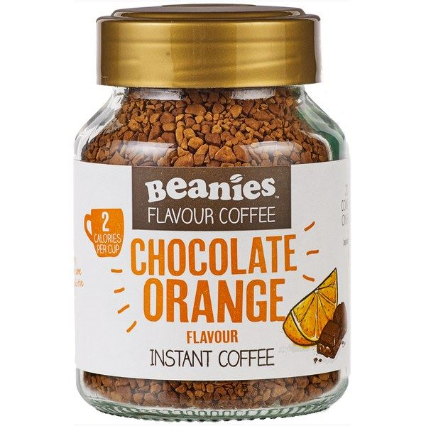Beanies - Chocolate Orange Flavour Instant Coffee (50g)