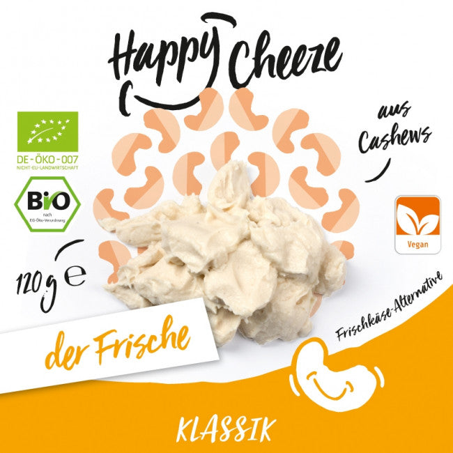 Happy Cheeze - Creamy Cheese (120g)