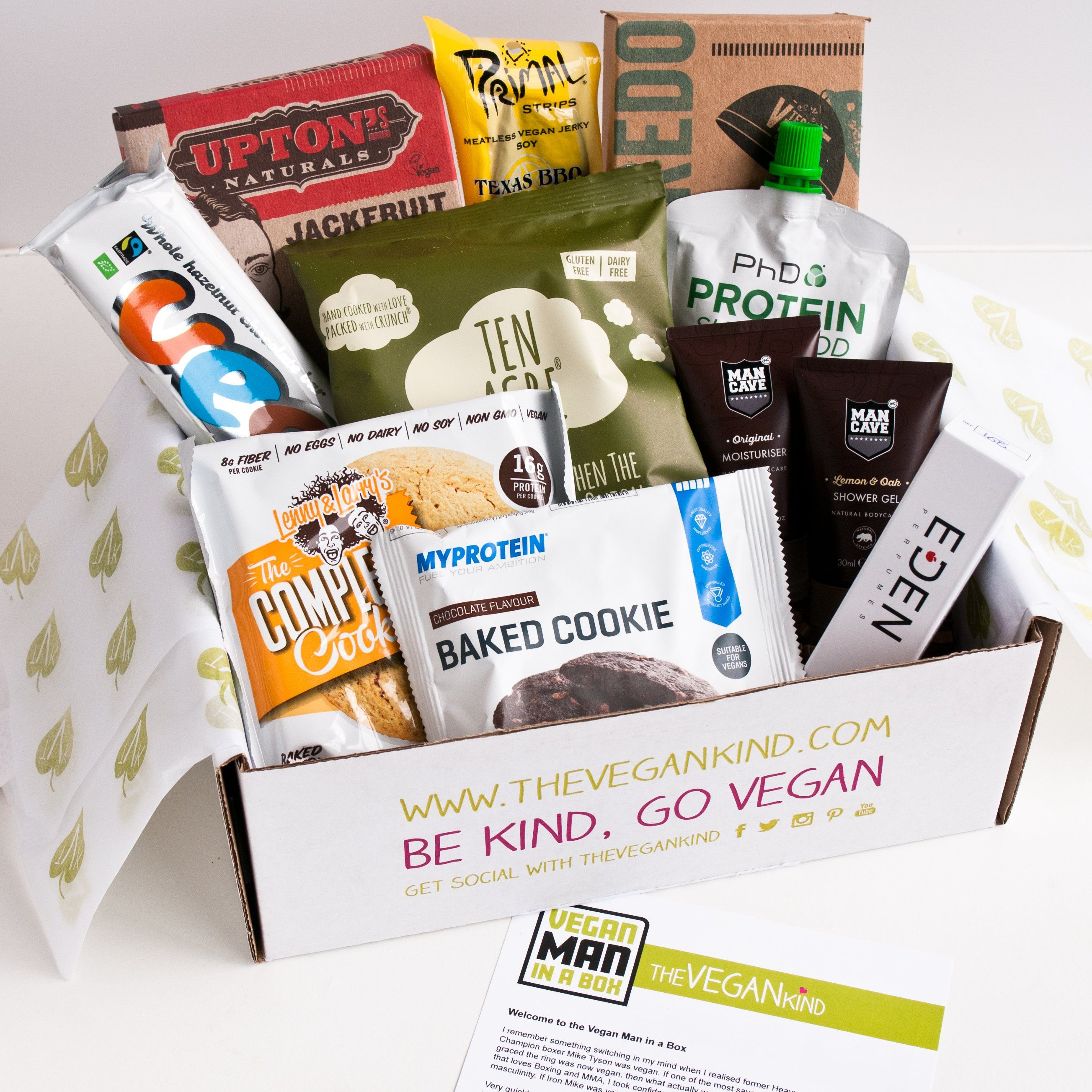 "Gift Boxes - New Edition! TVK ""Man In A Box"" - Gift Box"