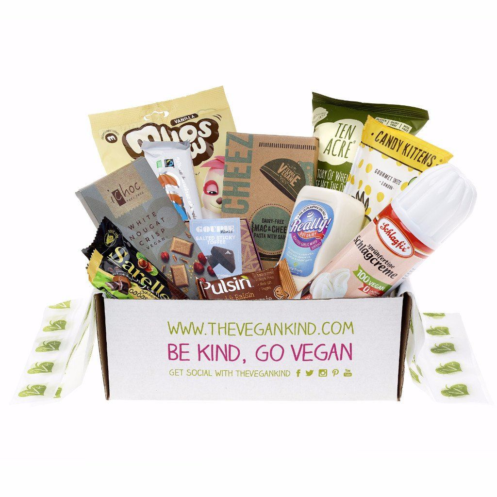 "Gift Boxes - Vegan ""Experience"" Gift Box (Perfect For New Vegans)"