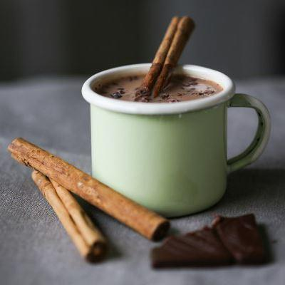 Hot Drinks - Brontie & Co - Superfood Hot Chocolate - No3 Vegan Milk Chocolate (200g)