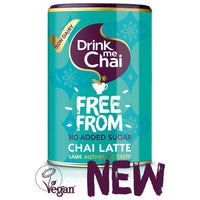 Hot Drinks - Drink Me Chai - Free From Latte Powder(200g)